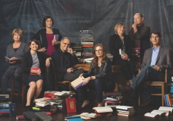 World Literature Today staff photo