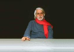 A photograph of Giovanni Raboni