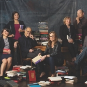 World Literature Today staff photo